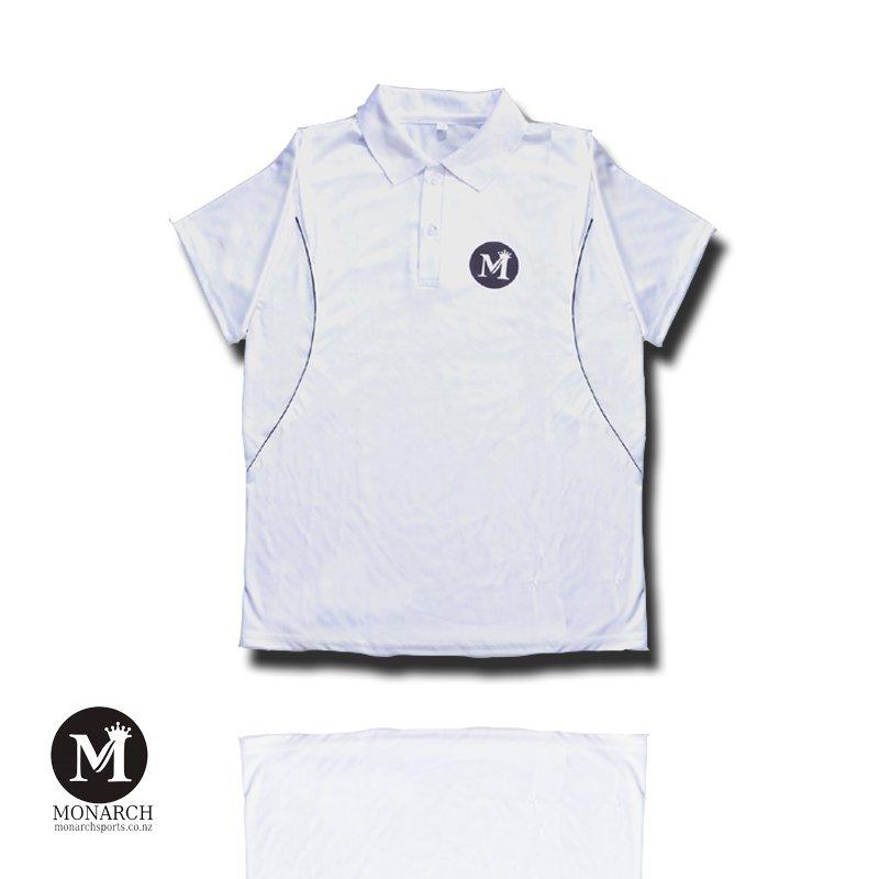 White shirt for cricket