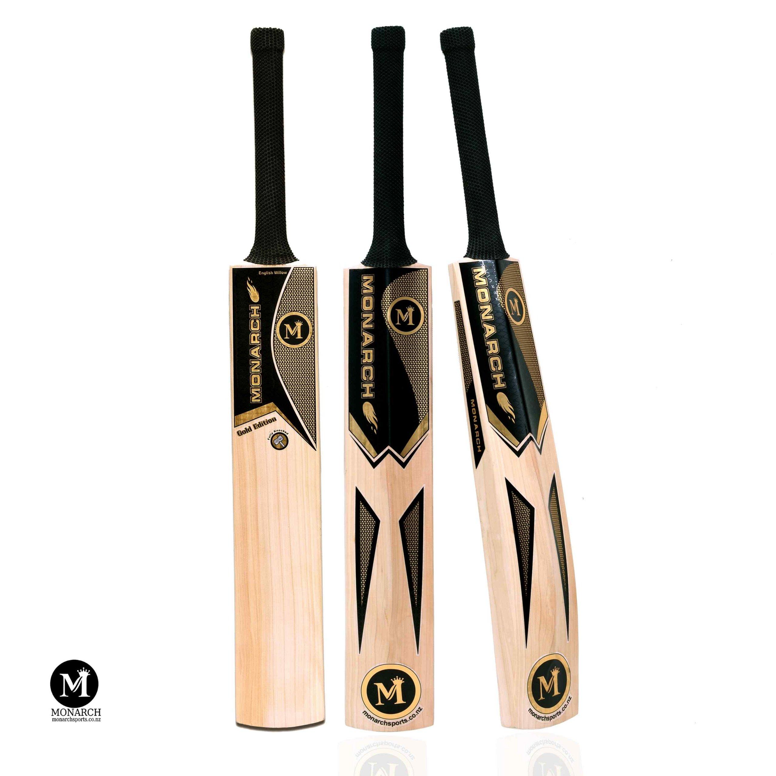 Gold Edition English willow bat